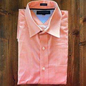 Striped Crisp Tommy Hilfiger Dress Shirt